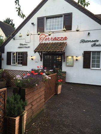Photo0 Jpg Picture Of The Terrazza Restaurant Rugeley