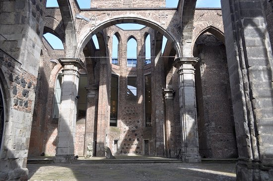 Ruine St. Alban