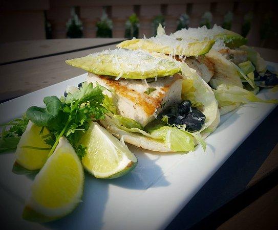 Ocean Terrace: Fish Tacos