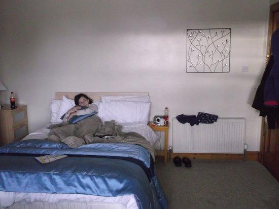 A' Turas-Mara Guest House: bed