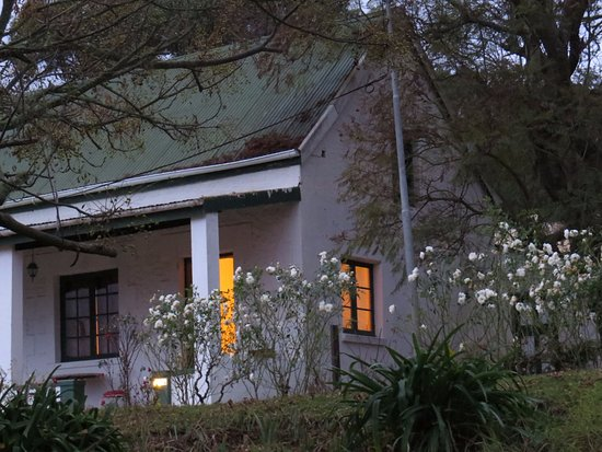 Over the Mountain Guest Farm : a very tranquil place to stay over