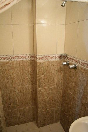 Hotel Bella Vista: Shower
