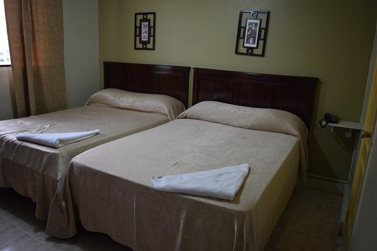 Hotel Bella Vista: The double bed room