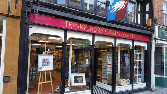 ‪Tewkesbury Cards & Gifts‬