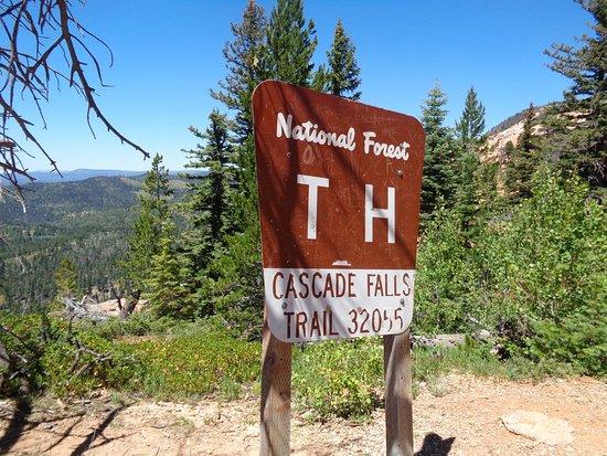 Cedar City, UT: Trail head