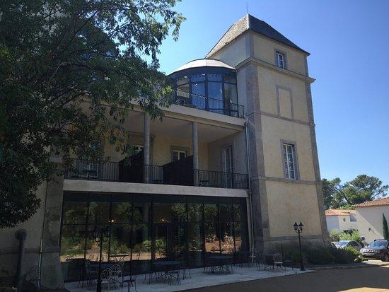 La Redorte, Frankreich: Chambre de la tour