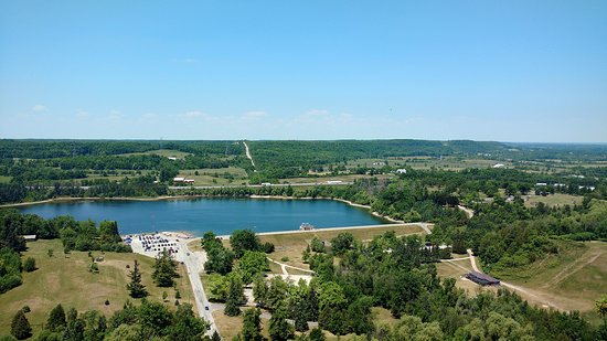Milton, Canada: Nice view of canoeing area