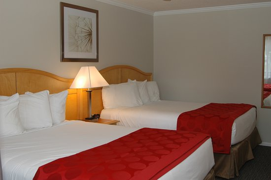 Duncan, Kanada: Standard 2 Queen Room