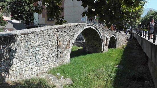 Tannerbrücke: Il ponte