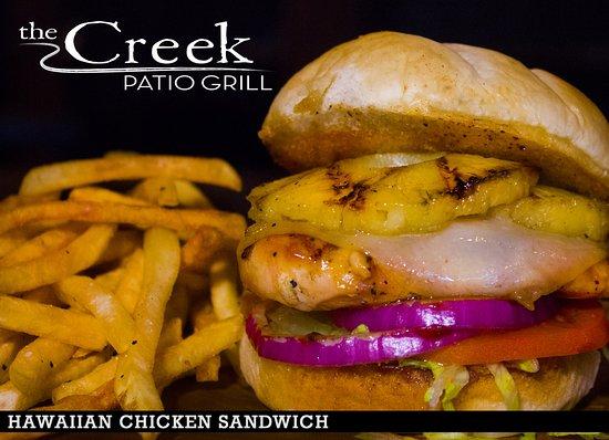 Cave Creek, AZ: Hawaiian Chicken Sandwich