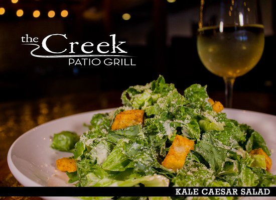 Cave Creek, AZ: Kale Caesar Salad
