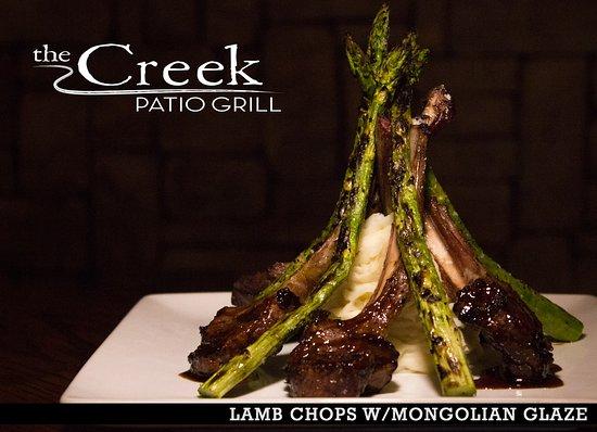 Cave Creek, AZ: Lamb Chop Entree