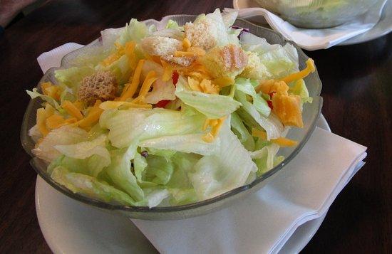 Trapper Creek, AK: Tossed Salad