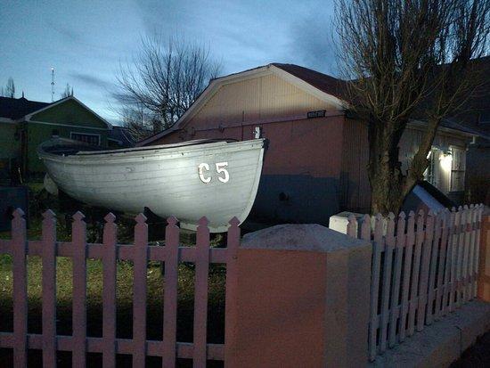 Museo Maritimo y Naval de la Patagonia Austral