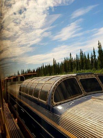 Aurora Winter Train Day Tours Anchorage June 2019