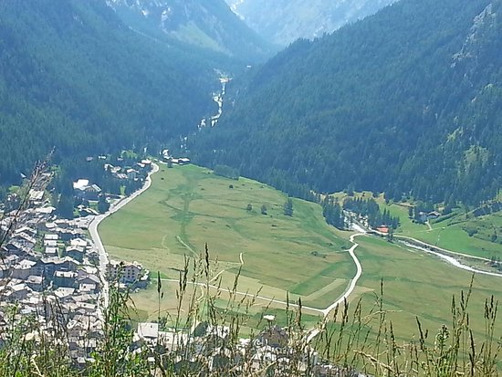 Montseuc Belvedere Sentiero natura