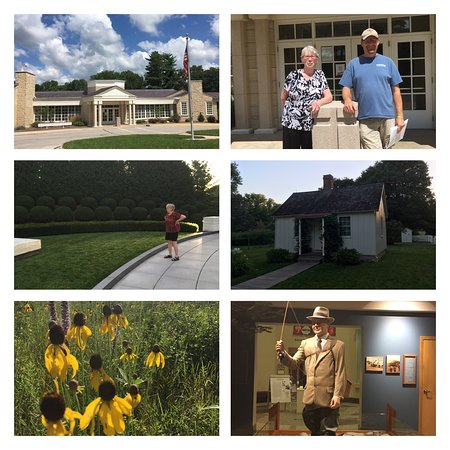 West Branch, Αϊόβα: Herbert Hoover Presidential Library and Museum