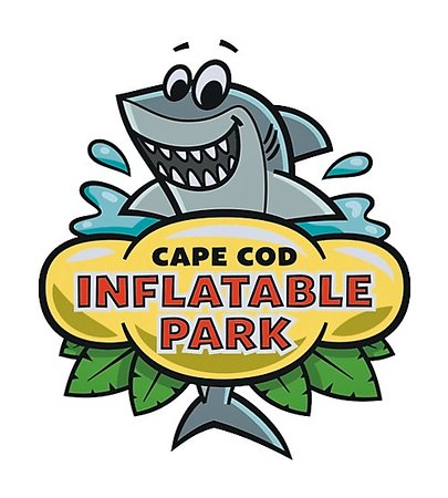 Check out our new logo for the Cape Cod Inflatable Park