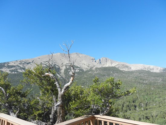Baker, NV: Wheeler Peak.