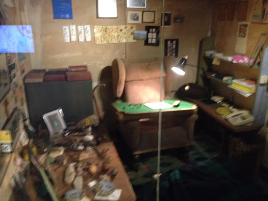 Great Missenden, UK: The writing hut where the magic happened.