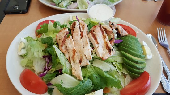 Lakewood, Kalifornien: Chicken Salad