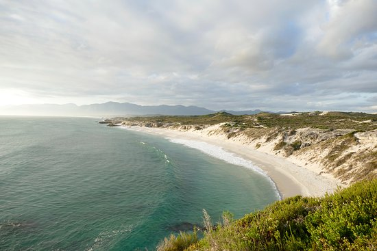 Grootbos Private Nature Reserve, Afrika Selatan: Seaside cave excursion and sundowner
