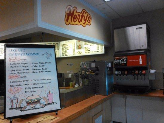 Lakewood, WA: yum yum menu
