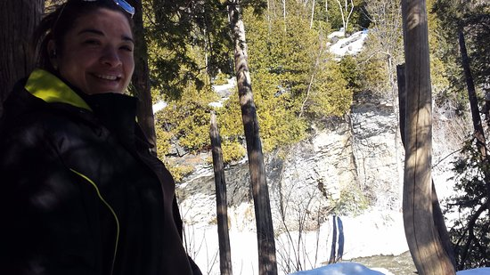 Owen Sound, Canada: Last winter over 5 feet (150 cm) of snow
