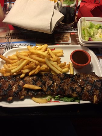 Restaurant buffalo grill dans boulazac avec cuisine - Buffalo grill petite foret ...