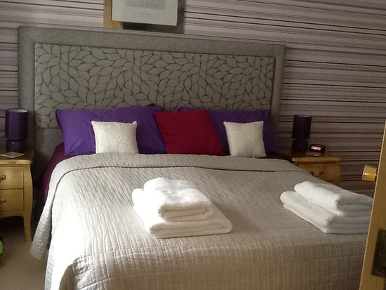 Deganwy, UK: The Lilac Room