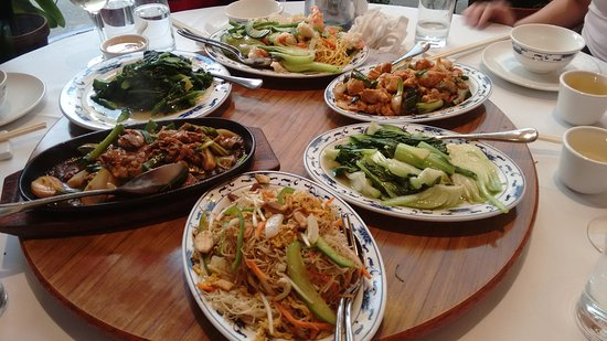 Real chinese food picture of north china restaurant for Asian cuisine london