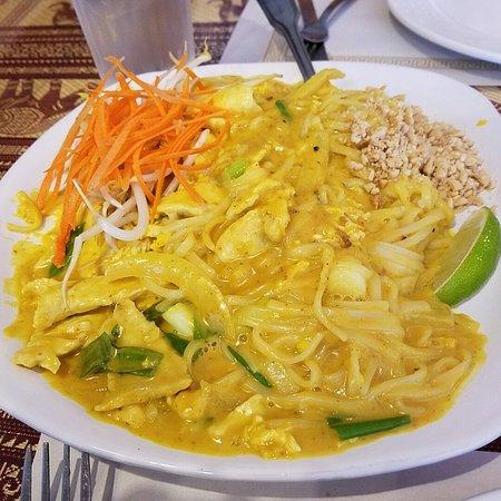 Kentwood, MI: Yellow curry