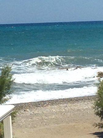 Louis Creta Princess Beach Hotel: View from room 874