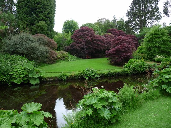 Ashford, Irlande : beautiful gardens