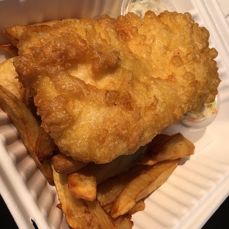 The Frying Scotsman: I think this is halibut