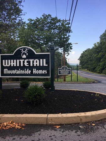 Mercersburg, PA: Whitetail Mountainside Homes offer weekly and nightly rental accommodations for skiers, golfers,