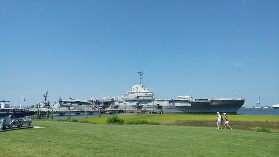 Mount Pleasant, Güney Carolina: Yorktown