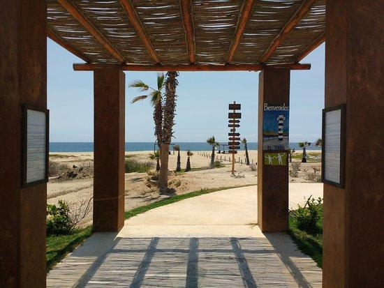 Guaycura Boutique Hotel Beach Club & Spa: beach club