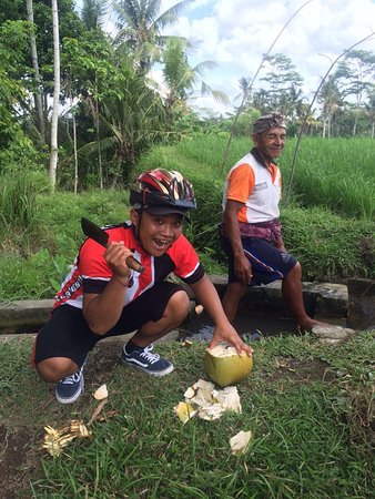 Bali Moon Bike Adventure
