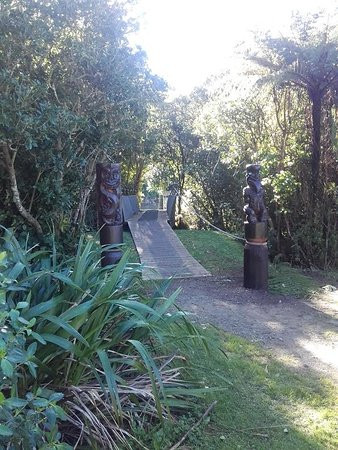 Queen Charlotte Track: End of the track