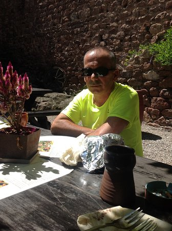 Appiano sulla Strada del Vino, Italia: Cotto a puntino