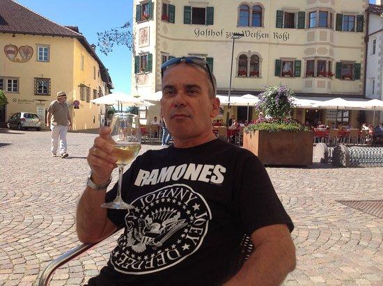 Appiano sulla Strada del Vino, Italia: W i Ramones