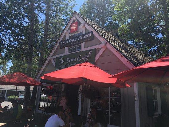 Dam Cafe Tahoe City Ca