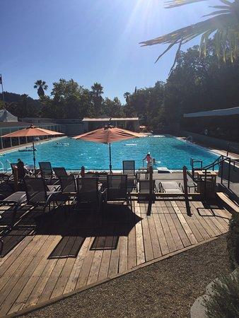 Indian Springs Resort and Spa لوحة