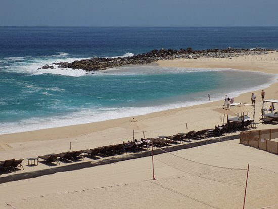 Hilton Los Cabos Beach & Golf Resort: Wonderful sandy beach