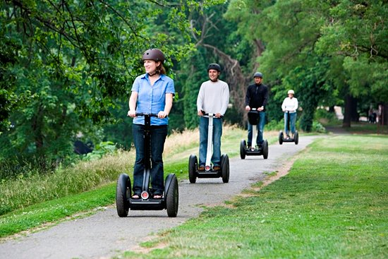 ‪Christchurch Segway Tours‬