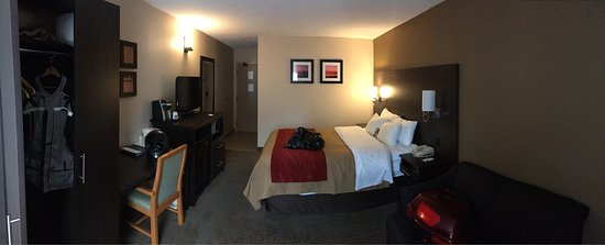 A1 renovated rooms