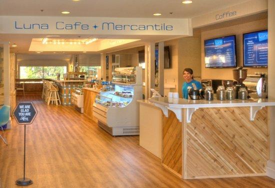 Ashland, OR: Luna Cafe
