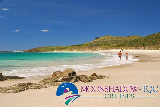 Nelson Bay, Austrália: Broughton Island