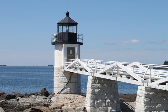 Port Clyde, ME: Marshall Point Lighthouse